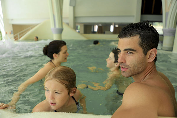 Thermal play centre camping auvergne