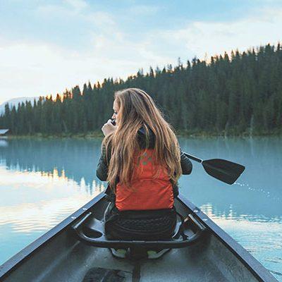 canoe camping belvedere auvergne