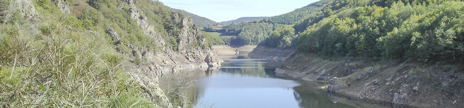 gorges of the bes camping auvergne