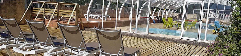 indoor swimming pool camping auvergne