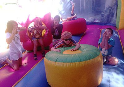 club enfants 4 8 camping auvergne