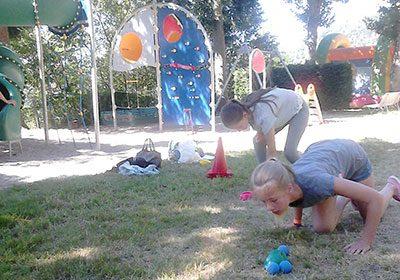 club enfants 8-13 camping auvergne