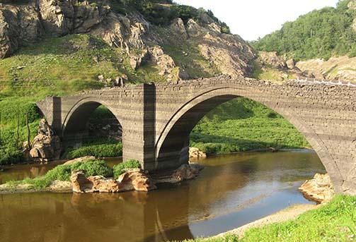 Le pont de Tréboul